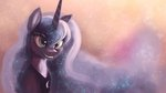 hierozaki highres portrait princess_luna wallpaper