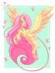 absurdres fluttershy highres ponpon-peppermint
