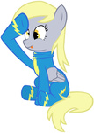 derpy_hooves highres maximillianveers transparent vector wonderbolts