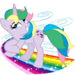 absurdres g1 highres rainbow stars sunley windy