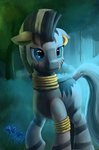 camyllea forest highres poison_joke zecora