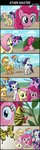 absurdres applejack butterfly comic fluttershy highres main_six not_a_moth pinkie_pie princess_twilight rainbow_dash rarity twilight_sparkle uotapo