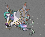 dalapony princess_celestia the_legend_of_zelda wind_waker