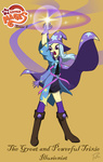 didjargo humanized the_great_and_powerful_trixie