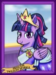 dress highres princess_twilight redahfuhrerking twilight_sparkle