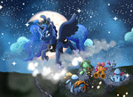 absurdres angelwaveo6 children_of_the_night highres original_character princess_luna