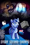 box highres marcusmaximus minuette original_character poster sheep slowpoke