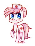 astrequin nurse_redheart stethoscope