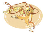 applejack highres marbola redesign rope