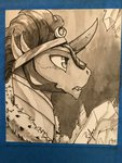 highres king_sombra silfoe traditional_art