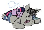 cuteosphere little lowres plushie sleeping smarty_pants toy twilight_sparkle