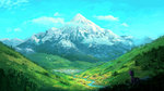 crystal_empire highres mountain plainoasis scenery