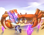 beach crab gems karzahnii rarity