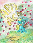 g1 generation_leap iiyabitestoes poster ribbon_(pony) sweet_apple_acres