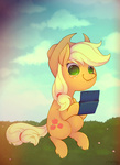 3ds applejack cappydarn i_shall_not_use_my_hooves_as_hands video_game
