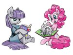 book maud_pie needsmoarg4 pinkie_pie