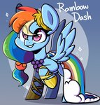 dress gala_dress highres rainbow_dash sakukitty98
