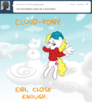 ask asksurprise g1 generation_leap hat scarf snow_pony surprise willdrawforfood1 winter