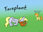 comic derpy_hooves flowers golden_harvest highres mr-1