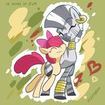 apple_bloom highres pfeffarooart zecora