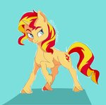 highres slowpokest sunset_shimmer