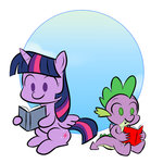 book mew-me princess_twilight spike twilight_sparkle