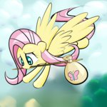 bindle fluttershy highres mnightwind