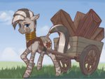 cart coffin highres madhotaru zecora