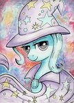 absurdres highres nokills-clan196 the_great_and_powerful_trixie traditional_art