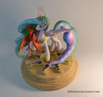 johnjocoo philomena photo princess_celestia sculpture