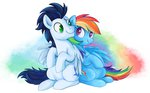 highres mn27 rainbow_dash shipping soarin soarindash