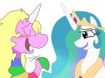 adventure_time artist_unknown crossover lady_rainicorn princess_celestia