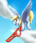 derpy_hooves highres otakuap sword weapon xenoblade