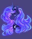 absurdres hazepages highres princess_luna