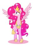 akainu7 alicorn highres pinkie_pie