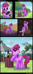 amethyst_star background_ponies barrel berry_punch bottle choedan-kal comic derpy_hooves grapes rainbow_dash thunderlane