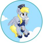bio-999 derpy_hooves highres mail transparent uniform