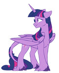 doodle-mark highres princess_twilight twilight_sparkle