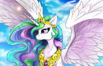 highres joselyn565 princess_celestia