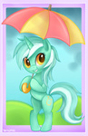 bipedal i_shall_not_use_my_hooves_as_hands lyra_heartstrings mn27 umbrella