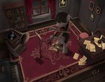 bipedal gramophone highres music octavia_melody ponykillerx violin
