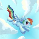 rainbow_dash strange-thingshappen