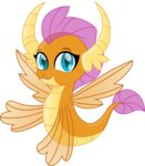 cloudyglow highres seadragon smolder vector