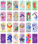 apple_bloom applejack bandage bees big_macintosh bindle bird book catsuit cherries cherry_jubilee chipmunk chocolate_rain cutie_mark_crusaders discord elements_of_harmony eyepatch fluttershy future_twilight granny_smith helmet jar main_six philomena pinkie_pie poison_joke princess_cadance princess_celestia princess_luna rainbow_dash rannva rarity scootaloo shining_armor sonic_rainboom spike sweetie_belle tank tarot the_great_and_powerful_trixie twilight_sparkle zecora