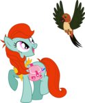 absurdres bird bright_eyes generation_leap highres kaylathehedgehog my_little_pony_tales saddlebags transparent vector