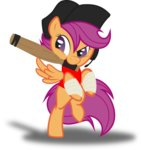ambris baseball_bat scootaloo scout team_fortress_2 thejbw transparent
