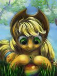 applejack highres viwrastupr zap_apples