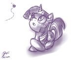 bees leadhooves twilight_sparkle