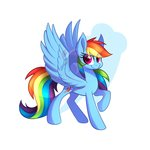 highres rainbow_dash scarlet-spectrum