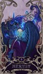 highres princess_luna soursketches tarot